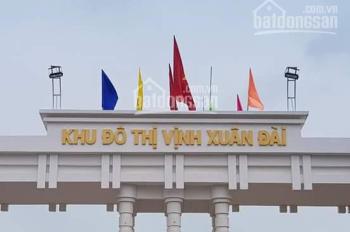 Bán nhanh lô đất biệt thự khu đô thị Vịnh Xuân Đài
