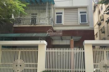 Cho thuê biệt thự tại KĐT Dương Nội, 183,5m2 * 4 nổi; 01 hầm; lâu dài, giá rẻ