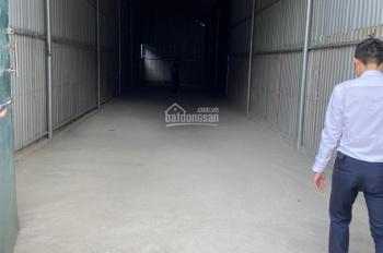 Chính chủ cho thuê kho xưởng mặt đường Phạm Hùng, Nam Từ Liêm diện tích (150m2 - 160m2)