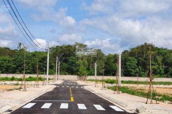 Bán đất 168m2 hạ tầng đẹp đã có sổ ngay trung tâm Huyện chỉ 450tr, bao sổ sách 0905750660