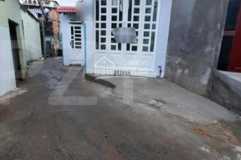 Cho thuê nhà đường Lý Chiêu Hoàng, hẻm 4m, Q6 - 6 triệu/tháng
