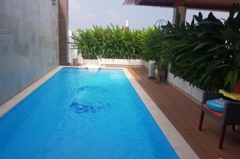 Biệt thự sân vườn hồ bơi siêu đẹp Cư Xá Lữ Gia, góc 3 MT, DT: 16x25m CN: 480m2