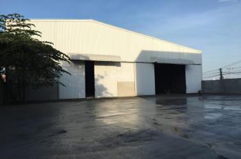 Cho thuê nhà xưởng chính chủ tại Quốc lộ 38, Ngọc Mai, Quán gỏi, Vĩnh Hưng, Huyện Bình Giang