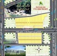 Đất thị xã Phú Mỹ, Bà Rịa Vũng Tàu 180m2, giá chỉ 299tr, 2 mặt tiền đường 30m