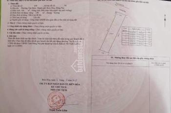 Nhà sổ riêng thổ cư Tân Biên - Biên Hòa