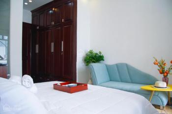 Cho thuê khách sạn MT đường Tân Sơn Nhì, Tân Phú, 8x25m 8 lầu gồm 28 phòng full NT giá 99 tr/th TL