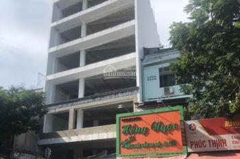 Tòa nhà mới xây cho thuê mặt tiền số 208 - 208A đường Nguyễn Trãi ngay vòng xoay Cống Quỳnh Quận 1