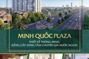 Bán giai đoạn 1 Minh Quốc Plaza, Bình Dương. Chỉ 1.5 tỷ/căn