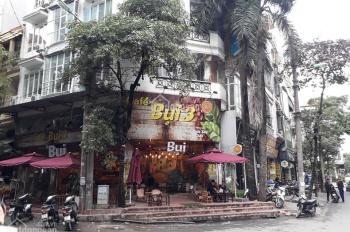 Bán nha 5 tầng, 45/60m2, lô góc MP Trần Quang Diệu, Đống Đa Hà Nội, vị trí đắc địa hàng cực hiếm