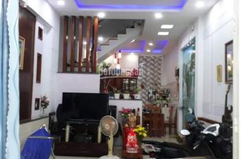 Bán nhà Phan Huy Ích, p12, Gò Vấp DT: 4x14m đúc 3 tấm. Hẻm thông 5m giá chốt 4 tỷ 9 LH: 0909677159
