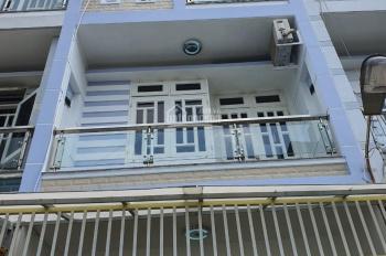 Bán nhà Phan Huy Ích p12 Gò Vấp DT: 4x15m đúc 3 tấm. Hẻm thông 5m giá 5 tỷ còn TL LH: 0909677159