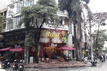 Bán nhà 5 tầng, mặt phố Nam Đồng (Xã Đàn 2) sổ đỏ 60m2, mặt tiền 16m, nhà lô góc