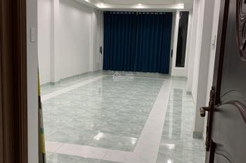 Cho thuê từng sàn 90m trong tòa nhà 6 lầu tại HXH Lý Thái Tổ, Q10, gần vòng xoay