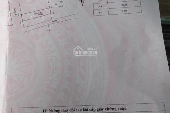 Cần bán lô đất thôn Vị Trù, xã Thanh Trù, thành phố Vĩnh Yên