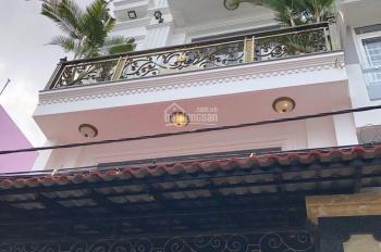 Bán nhà phố cao cấp đường Phan Huy Ích, phường 15, quận Tân Bình; DT: 5x15m; trệt lửng 3 lầu