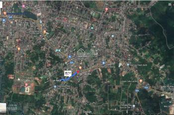 BÁN GẤP đất sổ hồng riêng hẻm 345 QL 20, TP. Bảo Lộc giá 600 triệu/205m2 đối diện cafe Đôi Dép