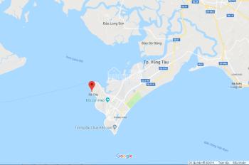 Bán đất 1550m2 mặt tiền Trần Phú (ngang 55m) tại phường 5, Vũng Tàu