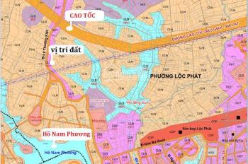Đất sổ hồng thổ cư MT Lý Thường Kiệt, Tp. Bảo Lộc, cách hồ Nam Phương 1.5km, view hồ NT
