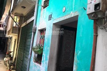 Nhà cũ bán đất, giá rẻ giật mình, ngõ Thông Phong, Đống Đa, chỉ 1.9 tỷ