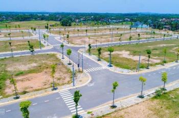 Bán đất nền mặt tiền Nguyễn Công Phương dự án Phú Điền, khu vực thành phố Quảng Ngãi mở rộng