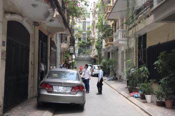 Nhà phố Văn Cao, ô tô đỗ cửa, 60m2, 4.5 tầng, MT 4m, 10 tỷ