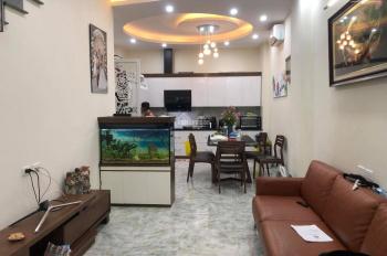 Bán nhà phân lô, Thái Thịnh, Đống Đa, có bãi để xe ô tô, DT 55m2, LH 0981885.882