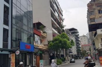 Bán nhà 7 tầng mặt ngõ 52 đường Tô Ngọc Vân, view Hồ Tây, diện tích 152m2, MT 7m, giá 50 tỷ