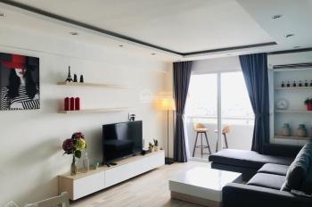 Bán gấp căn hộ PN - Techcons, 138m2, 2PN, 2WC, full nội thất, 6,8 tỷ, có sổ, LH: 0909.439.843 Duyên