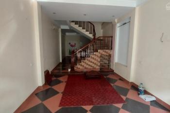 Nhà Mậu Lương 50m2, 5 tầng, MT 5m giá 10tr/th, làm văn phòng, ở KD online. LH: 0886738469