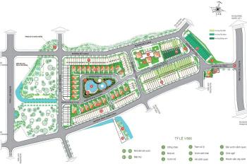 Bán đất ngay chung cư Sunview,MT Tô Ngọc Vân,Thủ Đức,giá 2 tỷ/nền,thổ cư 100%,SHR.LH 0935846512