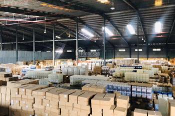 Cho thuê kho xưởng tại Hưng Yên DT: 50m2 - 5000m2