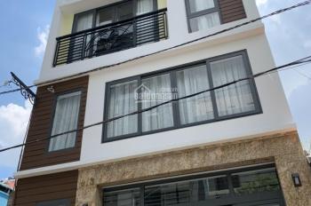 Bán căn hộ dịch vụ 4 lầu, Cách Mạng Tháng Tám, 6.5*24m, nở hậu: 7.5m, công nhận 180m2, giá 18 tỷ