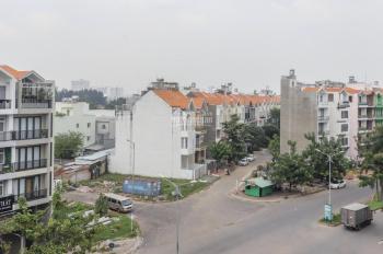 Cần cho thuê nhà nguyên căn ngay mặt tiền đường D1, KDC Him Lam Quận 7. DT 5x20m nhà đẹp mới xây
