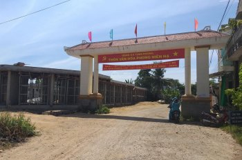 Bán đất Tịnh Phong cạnh KCN Vsip chính chủ giá rẻ