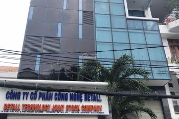 MT Lam Sơn 5x23m Hầm-Trệt-Lững- 6Lầu có thang máy làm VP,CTY, Sàn BĐS