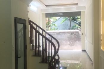 Cần bán nhà tại Lai Xá, Hoài Đức nhà 35m2 x 4 tầng, nội thất cơ bản nhà thiết kế đẹp hiện đại