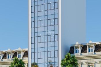 Chính chủ bán nhà 9 tầng mặt phố Hoàng Ngân, 145m2 x 9 tầng, giá = 56 tỷ