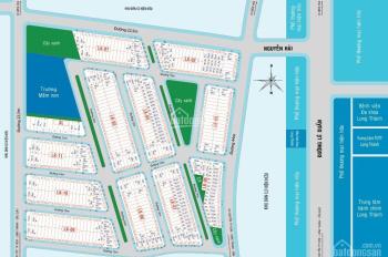 Cần bán lô đất ngay trung tâm thị trấn Long Thành, Đồng Nai. Sổ hồng riêng, giá 14tr/m2