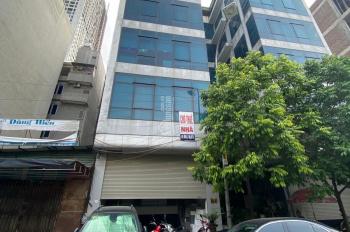 Cho thuê nhà giá rẻ Nguyễn Viết Xuân, Đồng Dưa Hà Đông 65m2*7 tầng, thông sàn thang máy. 25 tr/th