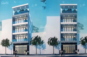 Cho thuê nhà rộng mặt tiền đường Nguyễn Văn Luông, Quận 6: 6.3m x 20m, trệt, 4 lầu, có thang máy