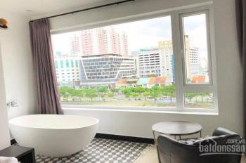 Biệt thự mini mặt tiền đường Nguyễn Duy Hiệu nhà đẹp giá rẻ vô ở ngay trệt 4 lầu giá cực tốt 21 tỷ