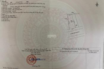Bán đất Thanh Trù - Nam Vĩnh Yên. DT 134m2, LH 0909704686