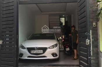 Thuê nhà mới HXH Trần Hưng Đạo, P Cầu Kho, Quận 1 vị trí thuận tiện kinh doanh buôn bán