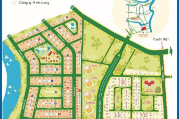 Bán đất nền KDC Hồng Lĩnh, Phú Xuân, thị trấn Nhà Bè. Ms Thảo: 0988136639