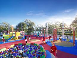 Panomax River Villa biệt thự sân vườn trên không đầu tiên trung tâm Quận 7. Giá chỉ 45tr/m2