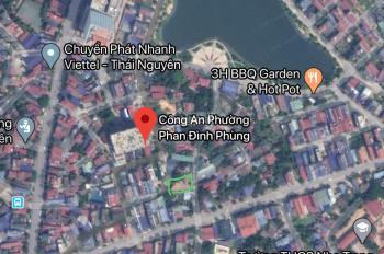 Bán đất nền trung tâm TP Thái Nguyên. Gần bệnh viện Vinmec Thái Nguyên