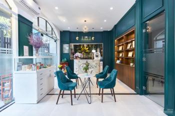 Cho thuê mặt tiền kinh doanh Bàu Cát, Tân Bình 8x15m, 4 tầng, 10 phòng mới đẹp, giá 50 triệu