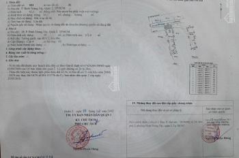 Bán nhà phường Bình Trưng Tây, Quận 2, dt 131.6m2, 1 trệt 2 lầu