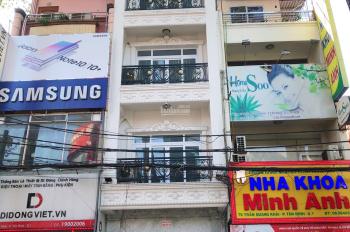 Bán nhà mặt tiền Ngô Thị Thu Minh, Tân Bình. DT: 4x16m, 3 lầu (HĐ thuê 40tr), giá bán 14.5 tỷ TL