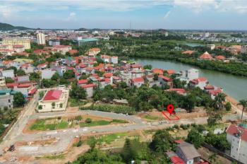 Đất vip trung tâm Vĩnh Yên khu quy hoạch hồ Bảo Sơn, cần tiền bán gấp giá bèo